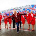Ричард Брэнсон отказался от контроля над Virgin Atlantic