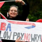 Бортпроводники British Airways бастуют снова