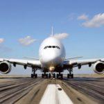 Где летают Airbus A380