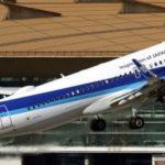 All Nippon Airways закупается с оглядкой на политику