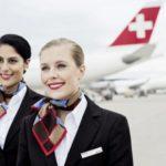 Показатели Swiss International Air Lines за февраль
